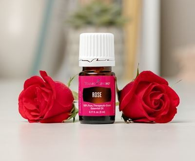 Rose Essential Oil Young Living Essential Oils